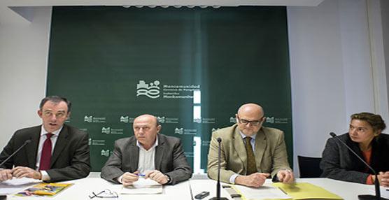 La Comarca de Pamplona y la UPN ponen en marcha la campaña 'Applícate' para acercar el transporte público a los estudiantes