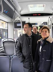 Zamora moderniza su servicio de autobuses urbanos con un parque de vehículos renovado