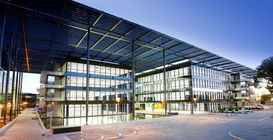 Parque Empresarial San Fernando (Madrid), propiedad de Goodman.