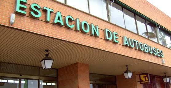 Estación de autobuses de la ciudad de Mérida.
