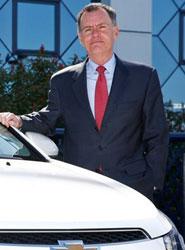 El máximo responsable de Chevrolet España confía en que mejore el mercado español a mediados de esta década