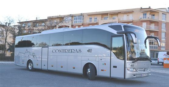 La empresa de transporte de viajeros Autocares Contreras adquiere un Tourismo 16 RHD-2 de Mercedes-Benz