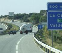 Fomento invierte 345 millones de euros en la conservación y explotación de carreteras en distintos puntos