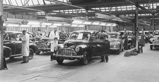 La planta de Mini en la ciudad británica de Oxford cumple cien años el próximo 28 de marzo