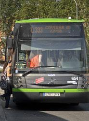 Fenebús denuncia la 'insuficiente revisión extraordinaria de tarifas de servicios regulares'