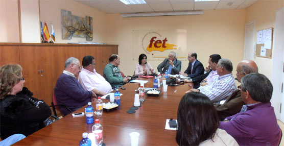 FET apoya la moción del PSC-PSOE del Cabildo de Gran Canaria sobre la creación de un área logística en el Puerto de la Luz