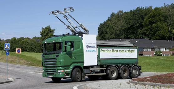 Scania y Siemens se unen en un proyecto para el desarrollo de vehículos propulsados eléctricamente