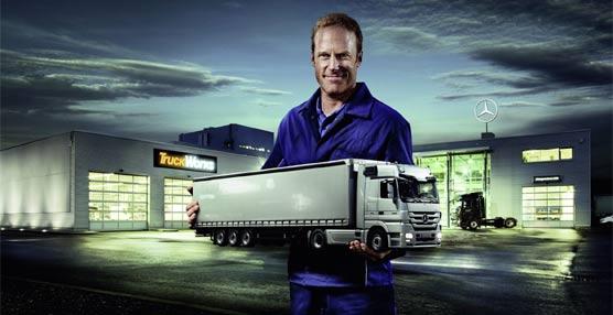 Mercedes-benz amplía la red de TruckWorks en España, que ya alcanza los 12 centros abiertos desde 2011