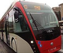 Barcelona incorporará en mayo los primeros autobuses híbridos biarticulados de 24 metros