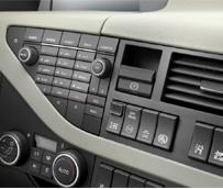 Volvo Trucks logra mejorar la calidad del aire dentro de las cabinas de su  nueva serie FH