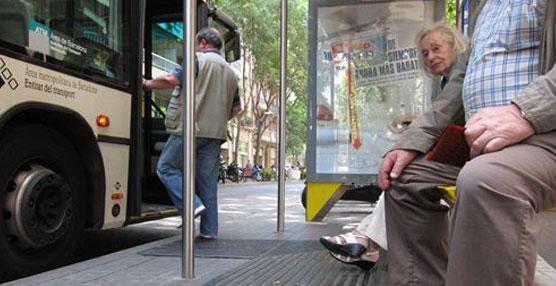 La UAB presenta un 'lazarillo virtual' para ayudar a invidentes a utilizar el autobús