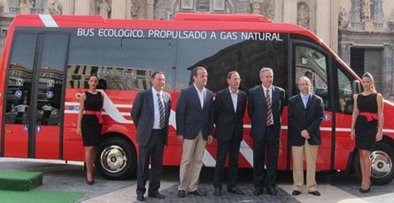 Los autobuses de Transportes de Murcia ya disponen de conexión a Internet mediante wifi
