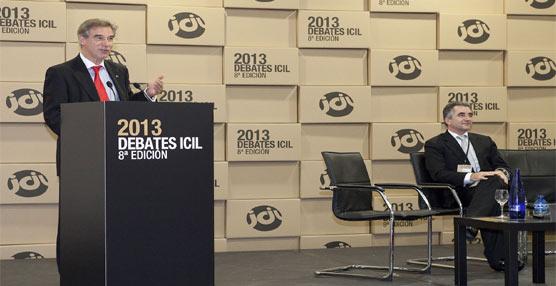 Luis Simoes, Telefónica o DHL Express Iberia, entre otros, participan en la 8ª edición de los Debates ICIL 2013