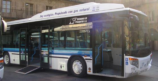 El pasado lunes entraron en vigor los cambios introducidos en el autobús urbano de Salamanca