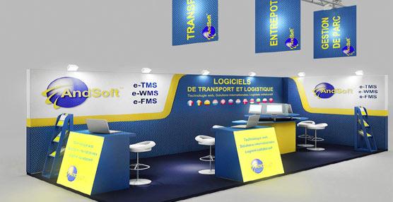 AndSoft estará presente en la feria logística SITL 2013 con su nueva solución de control de flotas Geofencing