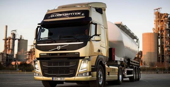 Volvo presenta el nuevo camión FM que incluye una cabina del conductor mejorada y la Dirección Dinámica