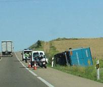 La cifra de muertos en carretera en Europa es de las más bajas en 2012, registrando un descenso del 9%, destaca la UE