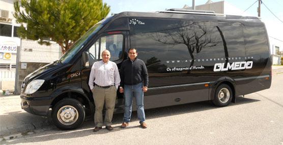 La empresa andaluza Autocares Olmedo adquiere una unidad del Spica de Car-bus.net