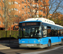 La EMT de Madrid recicla algo más de la mitad de las casi 750 toneladas de residuos generadas anualmente