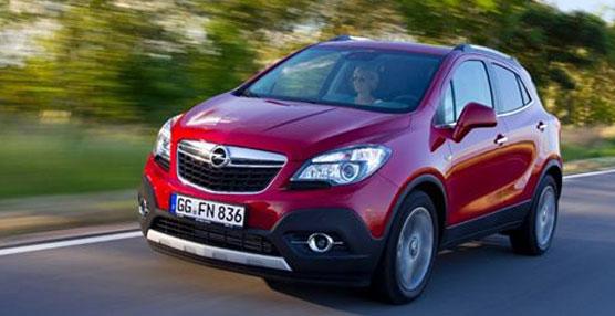 Opel fabricará en Europa la futura generación del todoterreno Moka que actualmente se produce en Corea del Sur