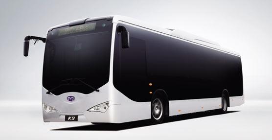 BYD y el ayuntamiento de Barcelona acuerdan la entrega de un autobús eléctrico puro