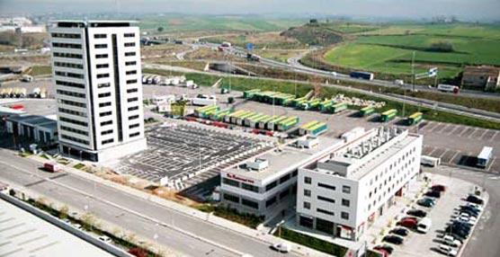 El CIM Vallés ha sido uno de los más afectados por la huelga de transporte que ha tenido lugar en la provincia de Barcelona.