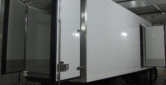 El Túnel del Frío de Cetemet evaluará el sistema de aislamiento de los vehículos antigüos que transportan mercancías perecederas.