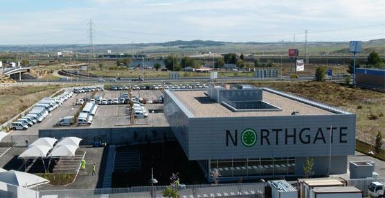 El nuevo edificio de Northgate construido por INBISA en Getafe.