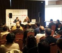 Más de un centenar de empresarios gallegos analizan los últimos cambios legislativos en el Sector