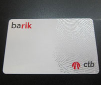 El 30 de abril dejan de venderse las tarjetas Creditrans y Gizatrans del CTB y su validez termina a final de año