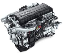 DAF presenta su motor Paccar MX-11, maximizando rendimiento y eficacia dentro de los estándares Euro 6