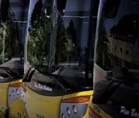 Las ventas de camiones y autobuses descienden un 13% en febrero en Europa, según datos de Acea
