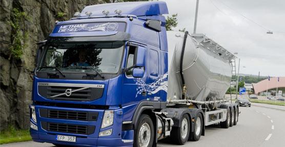 Volvo Trucks y Shell firman un acuerdo para colaborar en la introducción del LNG como combustible comercial