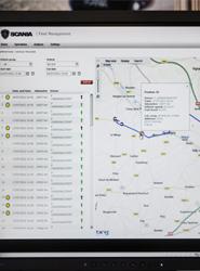 Scania integra de serie su nuevo sistema de gestión de flotas en todos los vehículos