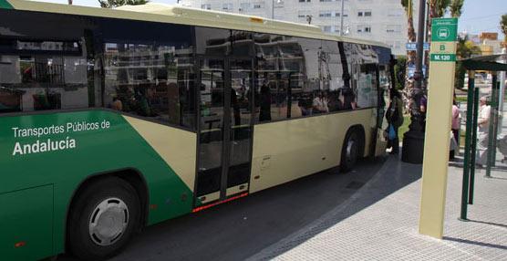 Los autobuses de los Transportes de la Bahía de Cádiz superan los 750.000 usuarios en los   dos últimos meses