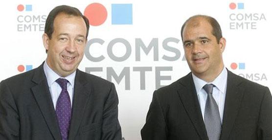 El presidente de Comsa Emte, Jorge Miarnau, ha explicado que 'los retos para 2013 pivotarán en torno a la consolidación de la nueva estructura'.