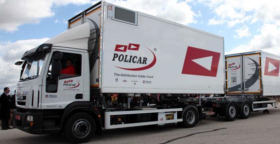 Aucar-Trailer y Allison Transmission presentan POLICAR, una solución innovadora para el sector de la distribución
