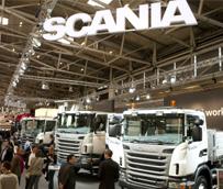 Scania acude a Bauma 2013 'cargado' de productos y servicios para satisfacer a todo tipo de consumidores