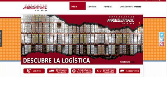 Moldstock implanta en sus centros logísticos un nuevo sistema de preparación de pedidos y presenta la versión 3.0 de su página web