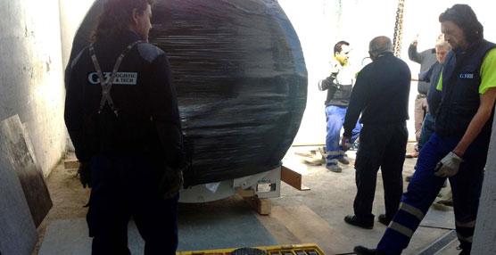 G3 Logistic & Tech gestiona la ubicación de un equipo médico de 8 toneladas en una clínica en Barcelona