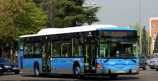 La línea universitaria de Madrid, conocida como la línea U, cambiará su horario a partir del próximo lunes