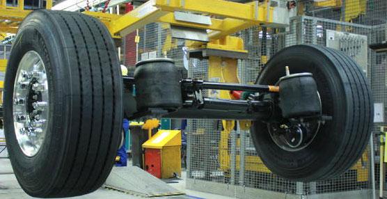 La producción de ejes ROTOS de Schmitz Cargobull supera las 400.000 unidades