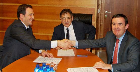 FCC Logística y CyLoG firman un acuerdo de colaboración para 'reactivar' el sector productivo de CyL