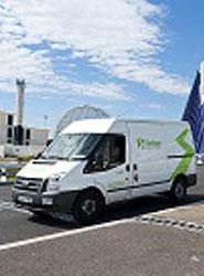 Redyser gana un acuerdo marco para llevar los servicios de valijas y mensajería de la Comunidad Valenciana