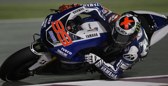 IVECO, patrocinador oficial de MotoGP y Yamaha por cuarto año consecutivo