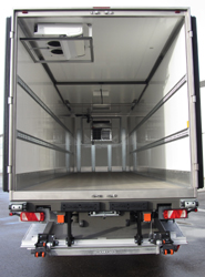Lecitrailer lanza su 'buque insignia', el primer semirremolque frigorífico 100% fabricación propia