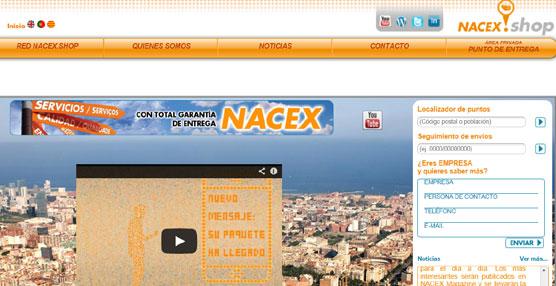 Nacex aumenta un 2,7% sus expediciones en 2012, y obtiene una facturación de 216 millones de euros
