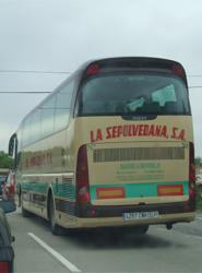 La asociación segoviana Asetra galardona a Asintra y a la empresaLa Sepulvedana con el Acueducto de Plata 2013