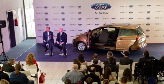 Ford España y su Red de Concesionarios presentan el programa FORD RSC 'destinado a acciones solidarias'