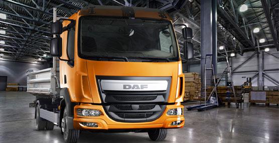 Las nuevas gamas LF y CF de DAF ven la luz en el Salón de Birmingham con motores Euro 6